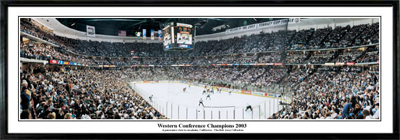 Western Conference Champions 2003