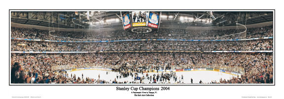 Stanley Cup Champions 2004