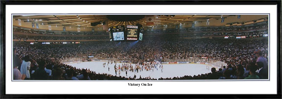 Victory on Ice - 1994 Stanley Cup