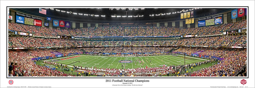 2011 Football National Champions