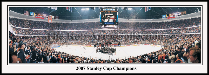 2007 Stanley Cup Champions