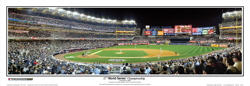 Game 6 - World Series 2009