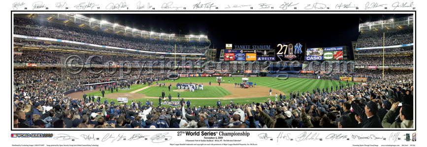 27th World Series Championship