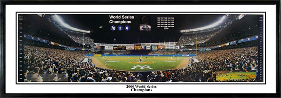 2000 World Series Champions - Collage