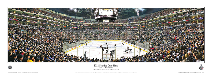 2012 Stanley Cup Final- Game 6