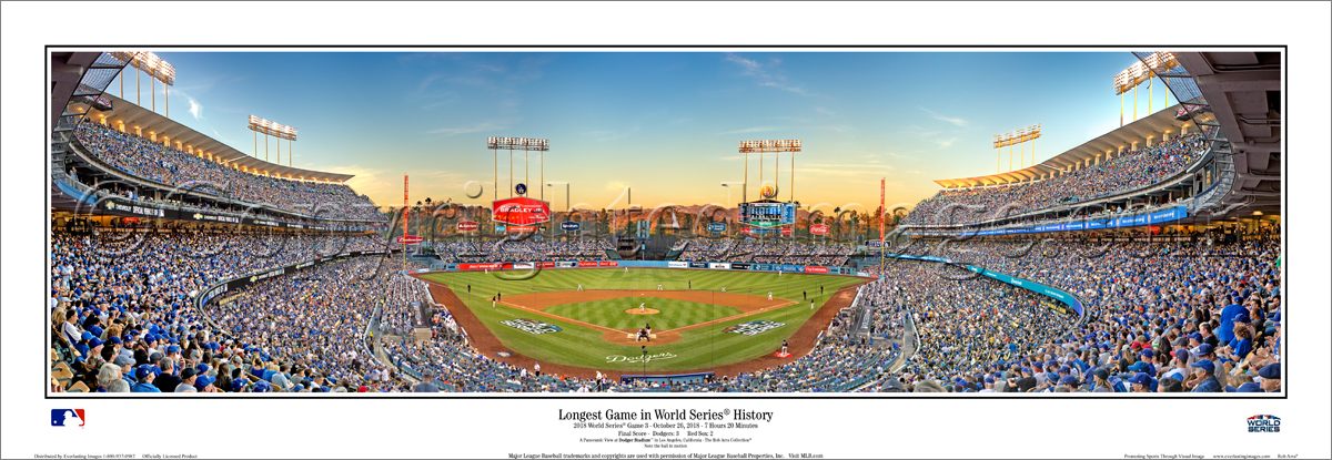 Longest World Series Game In History