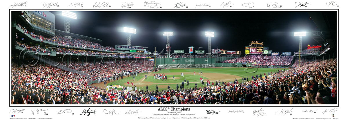 ACLS Champions with signatures