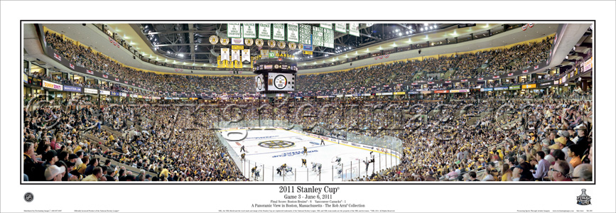 2011 Stanley Cup - Game 3
