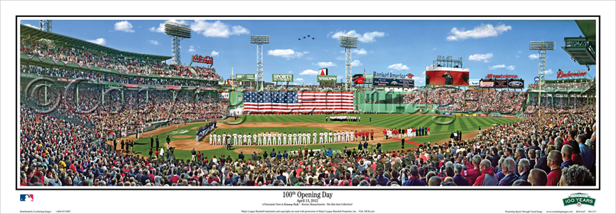 100th Opening Day