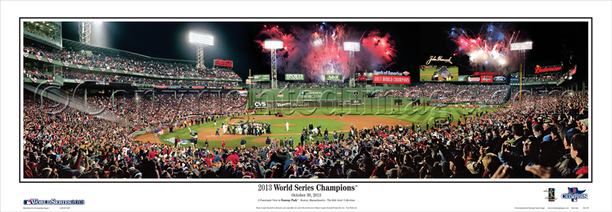 2013 World Series Champions