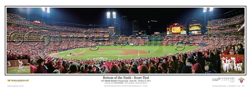 Bottom of the Ninth - 2011 World Series