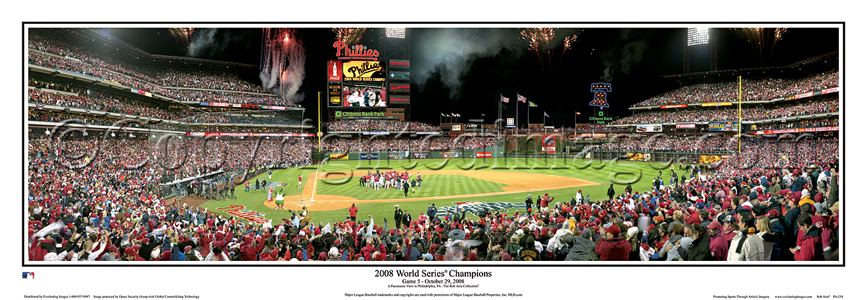 2008 World Series Champions
